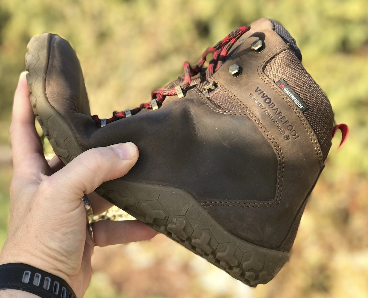 Hitting the Trails With Vivobarefoot FG Men's Hiking Boots