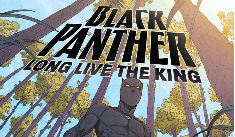 Review — 'Black Panther: Long Live the King' # 1