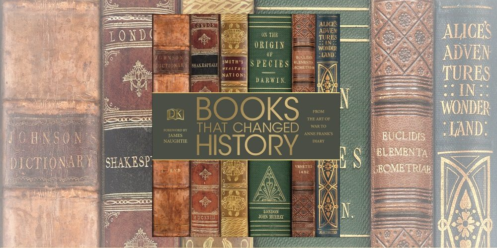 Word Wednesday: 'Books That Changed History'