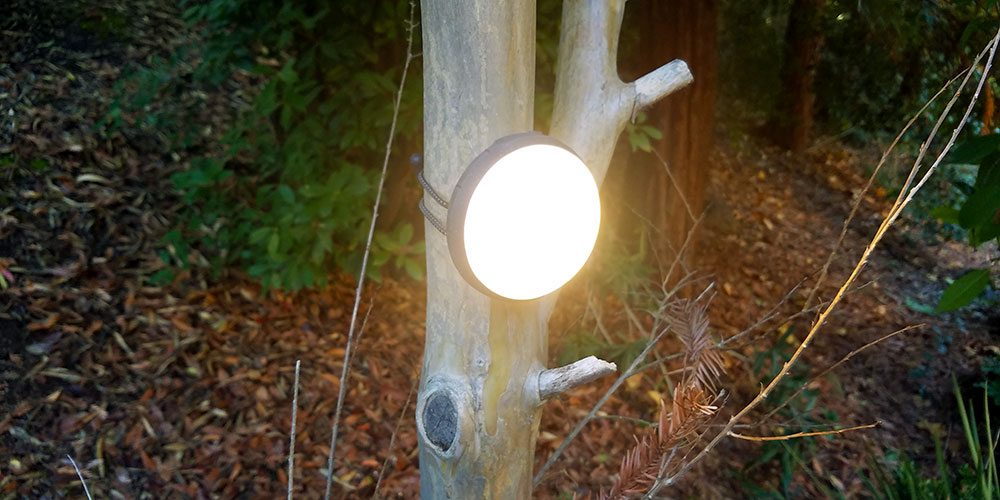 Lander's Cairn Lantern and Power Bank Makes Camping Bright, Easy, and Safe