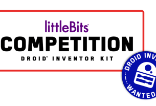 logo for littleBits Star Wars Droid Inventor Competition