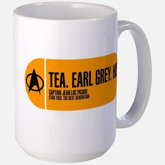 Jean-Luc Picard Tea Mug