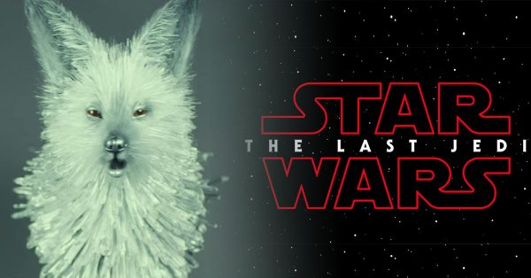Team Crystal Critters from The Last Jedi or the crystal fox