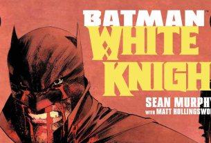 Batman: White Knight #3 cover