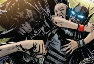 Gotham City Garage #7 cover