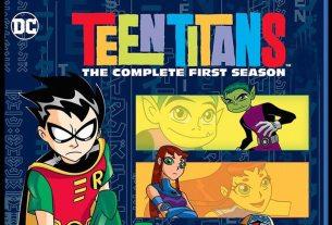 Teen Titans - featured