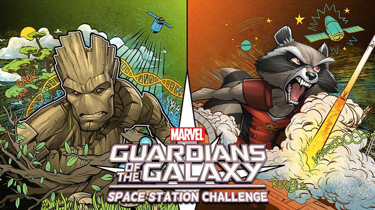 Marvel CASIS International Space Station Challenge banner image