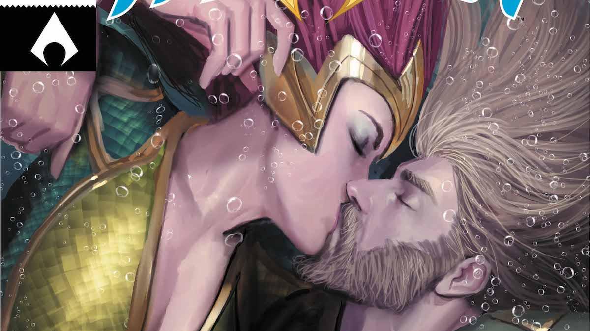 Aquaman #33 cover