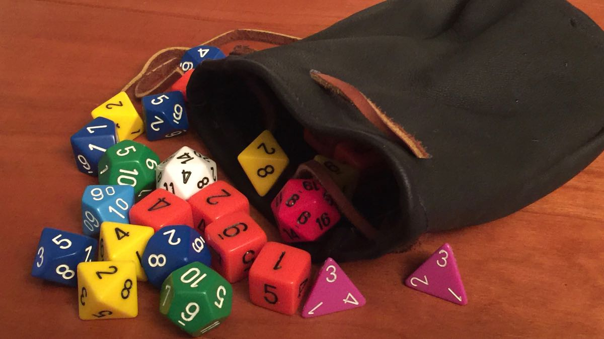 Dungeon Master Dice Set