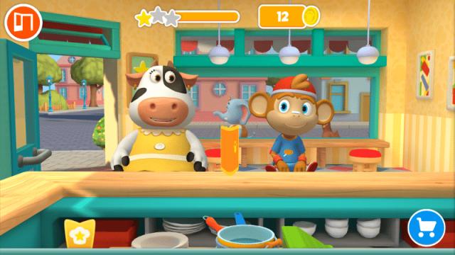 Dr Panda Restaurant 3 screencap