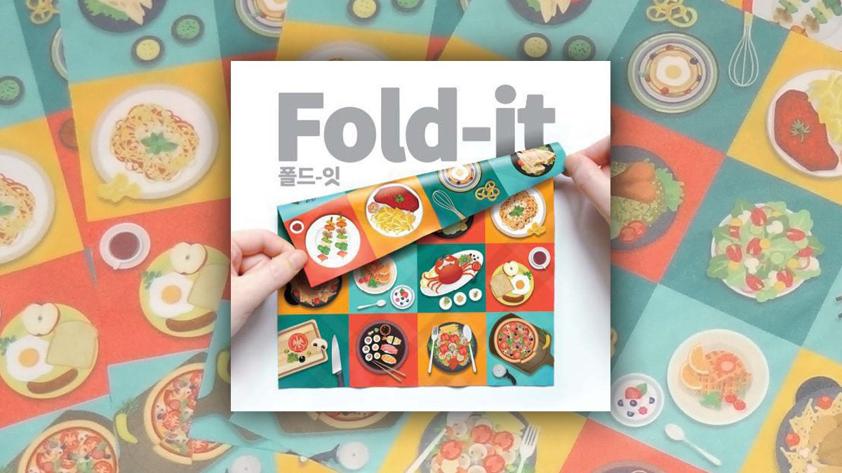 Fold-it Cover image