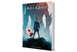 I Kill Giants movie night giveaway