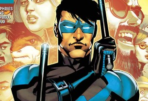 Nightwing #41 cover