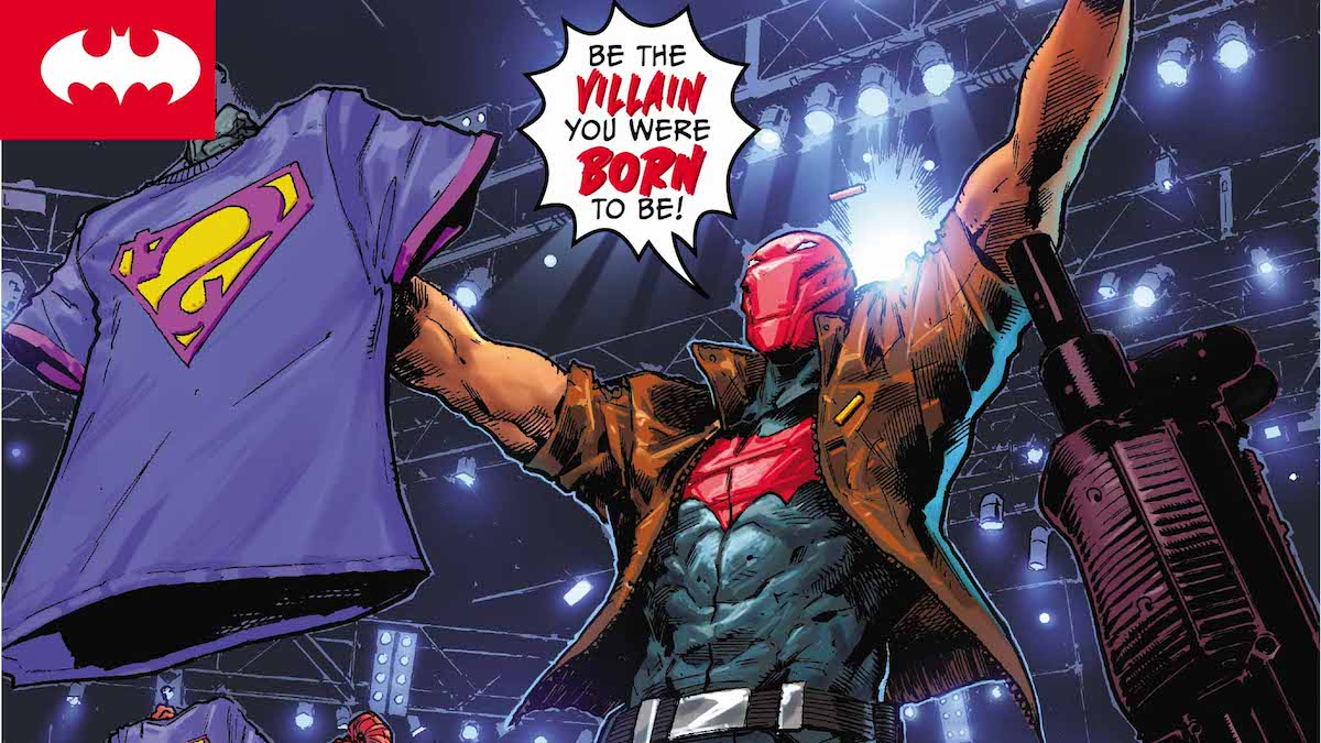 Red Hood and the Outlaws #20 cover