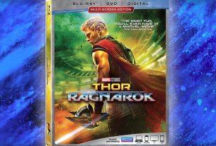 Thor: Ragnarok on Blu-ray March 6, 2018