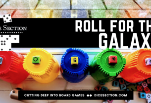 'Roll for the Galaxy' Review: The Dice Section Podcast
