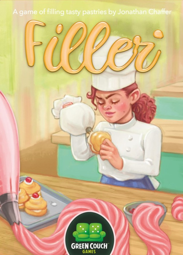 Filler cover