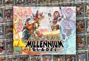Millennium Blades banner