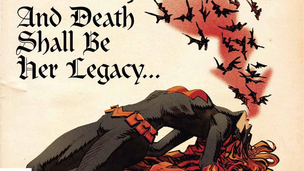 Batwoman #15 cover
