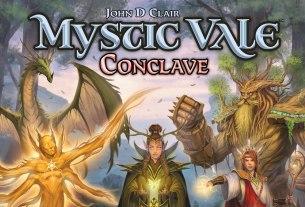 Mystic Vale: Conclave box cover