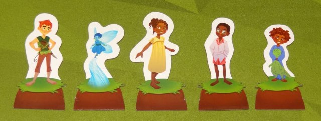 The Neverland Rescue Peter Pan standees