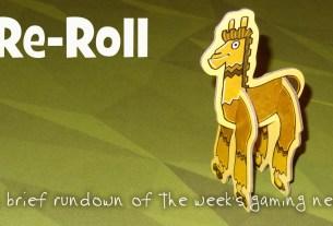 Re-Roll: Altiplano alpaca