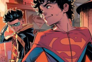 Super Sons #16 cover