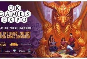 UK Games Expo