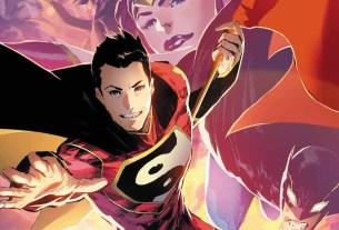 New Super-Man #24 cover
