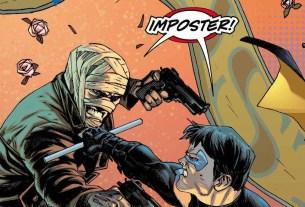 Nightwing vs. Hush Special #1