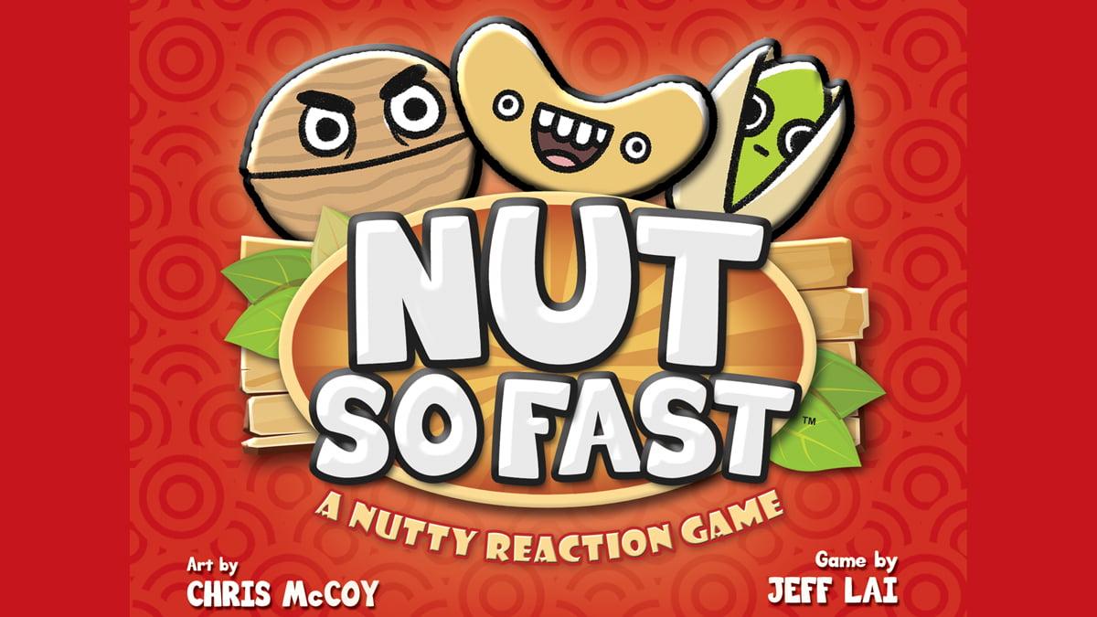 Nut So Fast logo