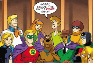 Scooby-Doo Team-Up #39 cover