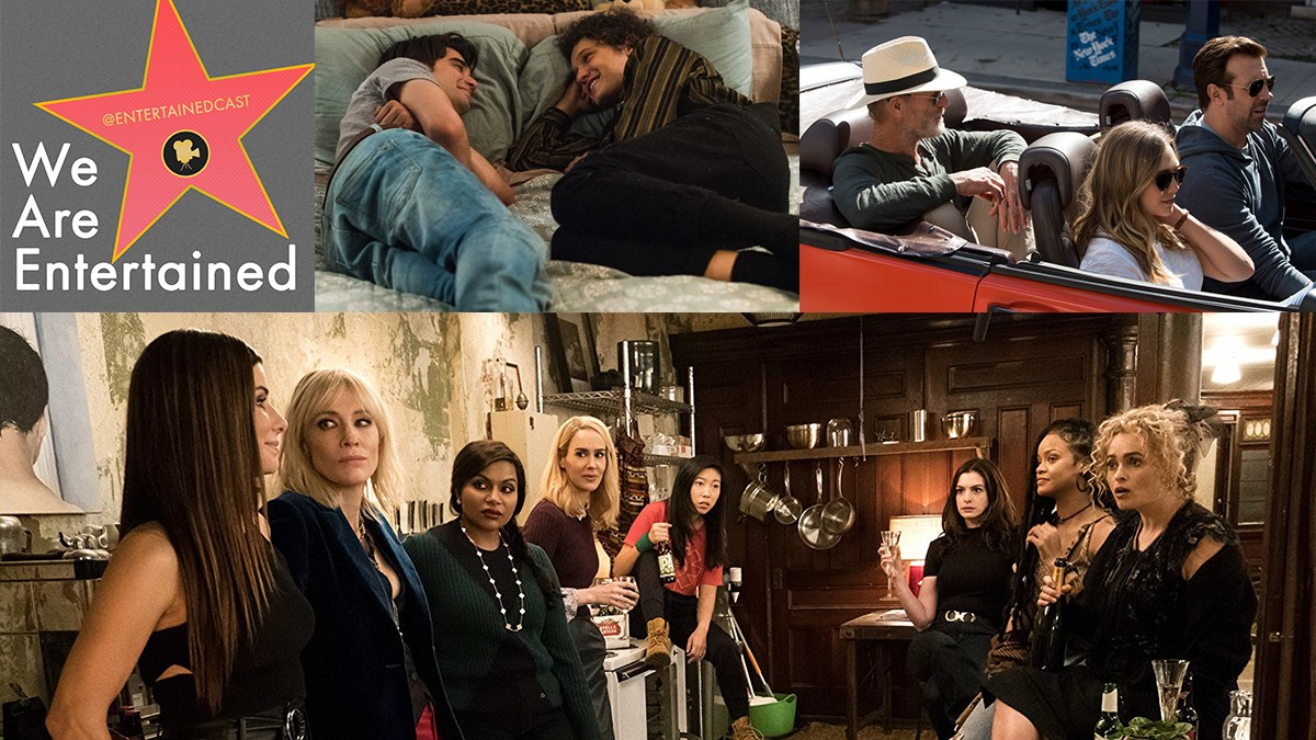 We Are Entertained - Oceans 8