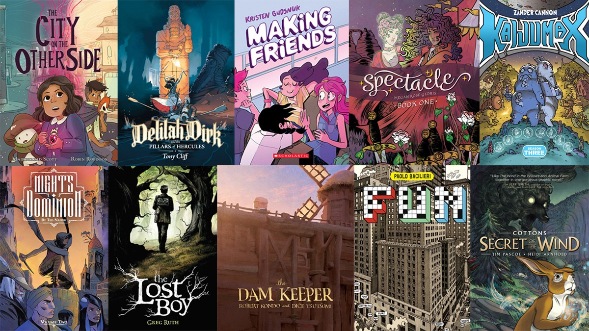 Stack Overflow: Comic Books
