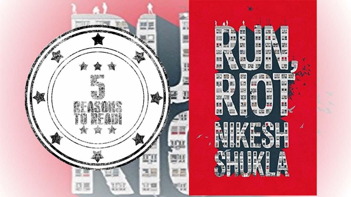 Run Riot Nikesh Shukla