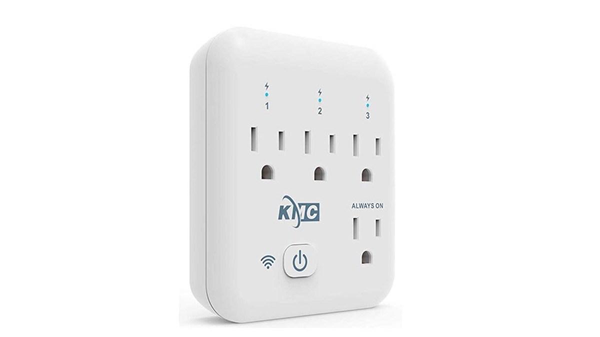 Geek Daily Deals 103018 smart outlet