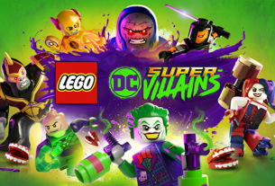Embrace your inner baddie, DC villains take the lead and battle to win the day.