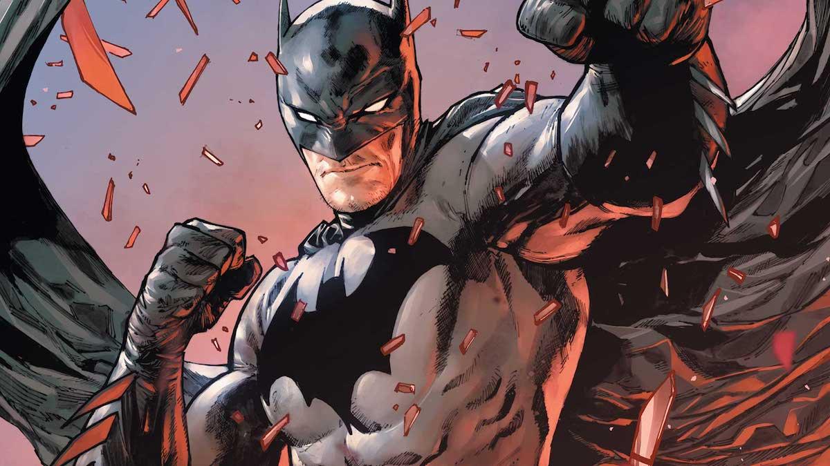 Batman #61 cover