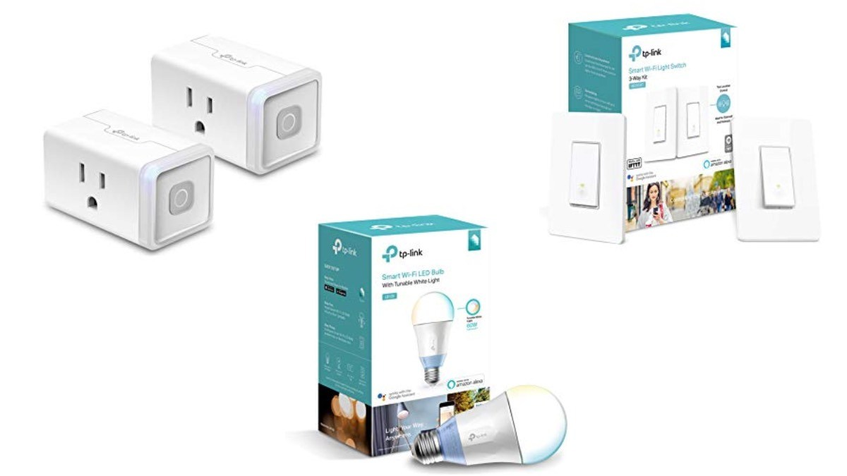 Geek Daily Deals 120418 smart lights and switches