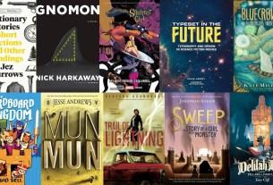 2018 Favorite Books - Jonathan H. Liu