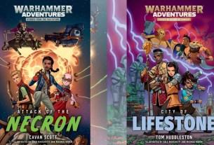 Warhammer Adventures Giveaway