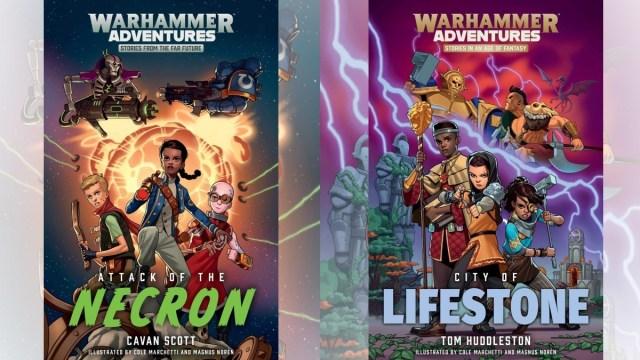 5 Reasons Warhammer Adventures