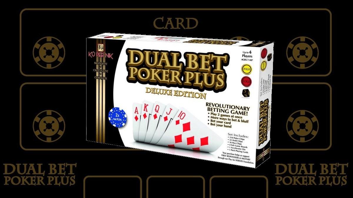 Dual Bet Poker Plus, Images: Kupernik Enterprises