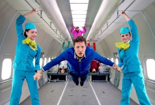 OK Go: Upside Down and Inside Out