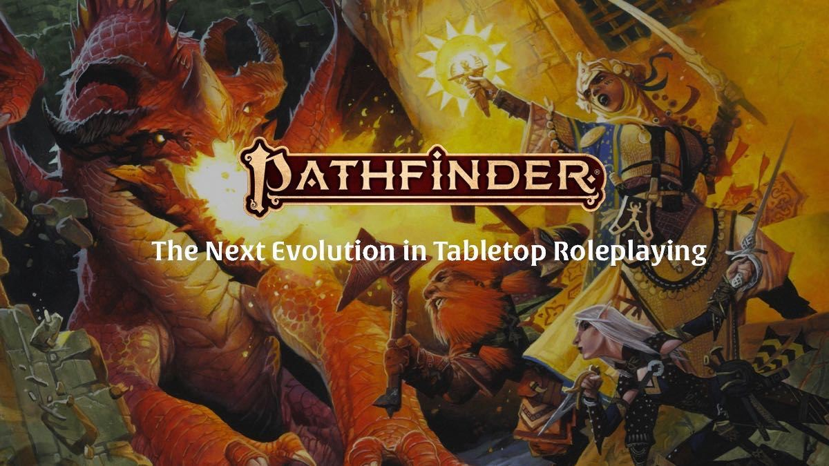 Pathfinder Second Edition