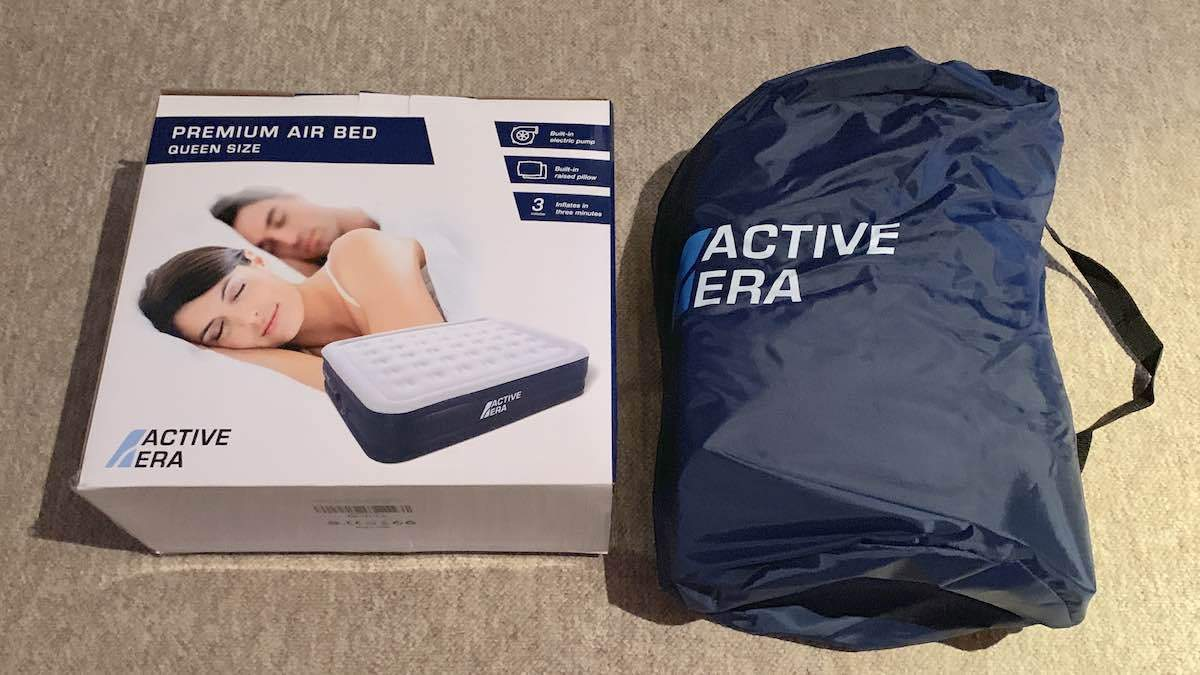 Active Era airbed review