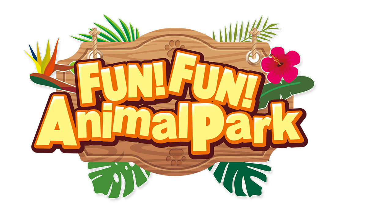 fun fun animal park logo