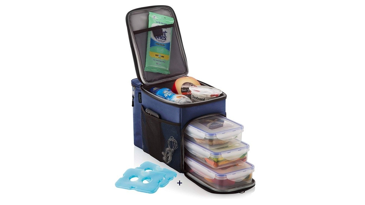 Geek Daily Deals June 2 2019 Insulated Lunch Box And Cooler With Containers For Just 20 Today Geekdad