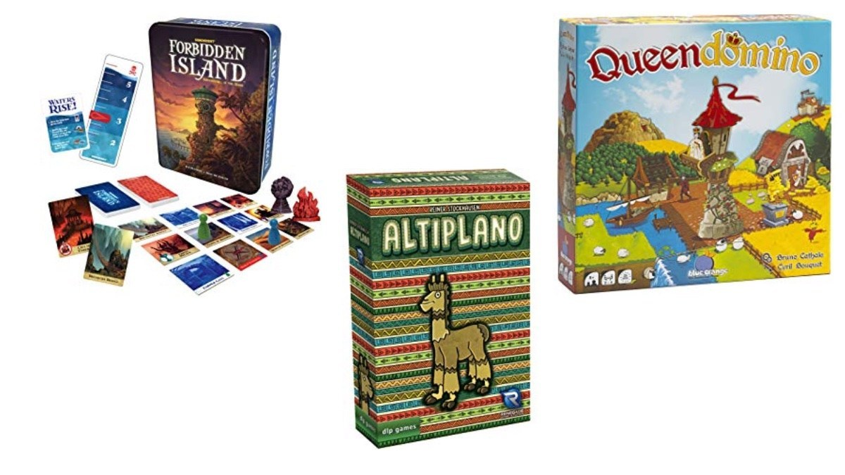 Geek Daily Deals 072919 boardgame sale