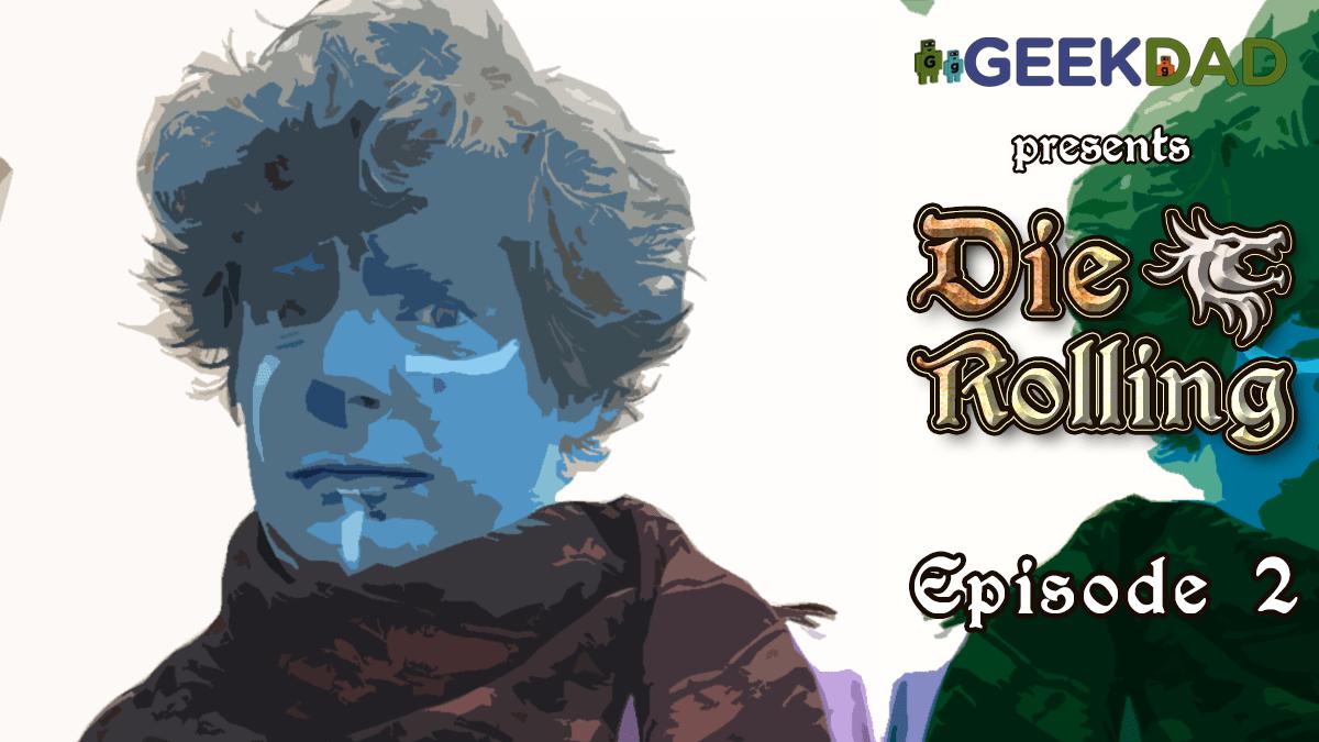 d&d actual play - dierolling episode 2